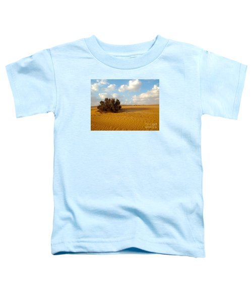 Solitary Shrub Toddler T-Shirt