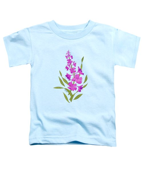 Solo Fireweed Shirt Image Toddler T-Shirt
