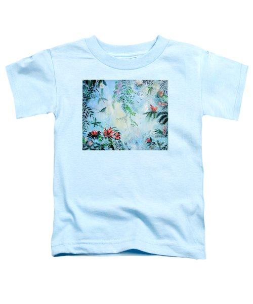 Somewhere In Paradise Toddler T-Shirt