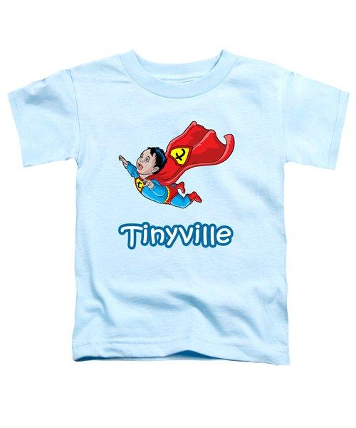 Son Of Superman Toddler T-Shirt