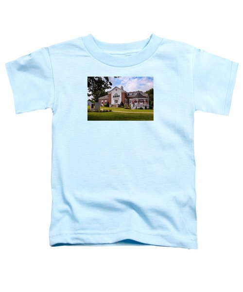 Southampton, Ma Town Hall Toddler T-Shirt