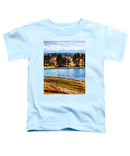 Southern Farmlands Toddler T-Shirt