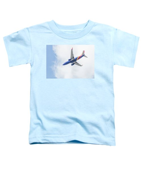 Southwest Airlines With A Heart Toddler T-Shirt