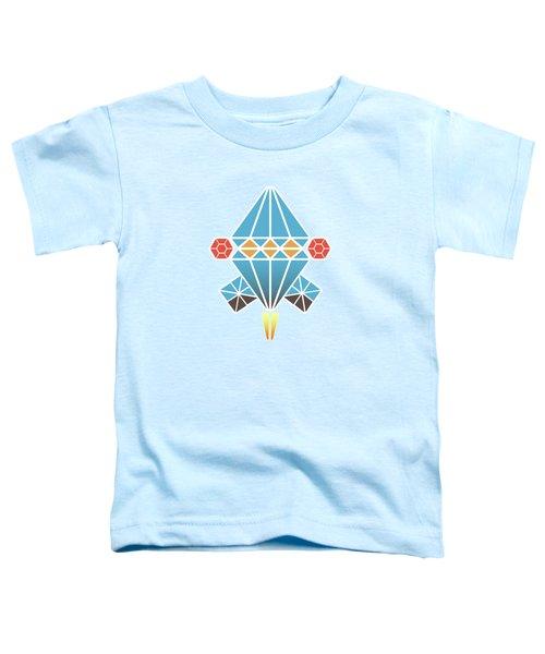 Spacecraft Toddler T-Shirt