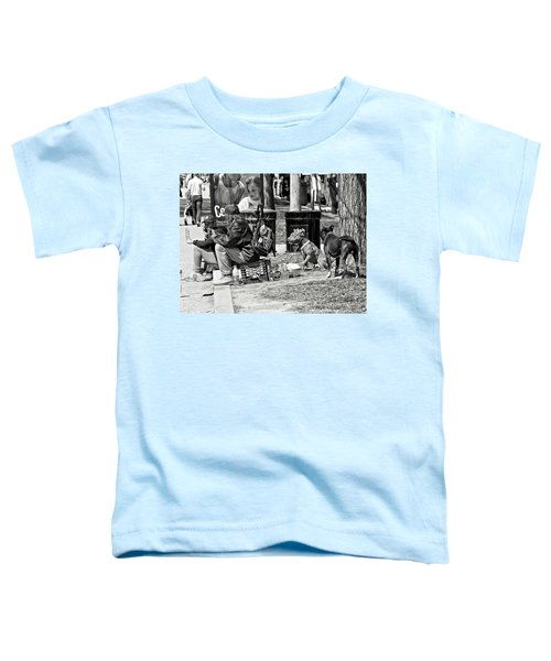 Spare Change Toddler T-Shirt