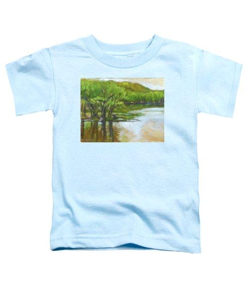St. Croix, Spring Flood Toddler T-Shirt