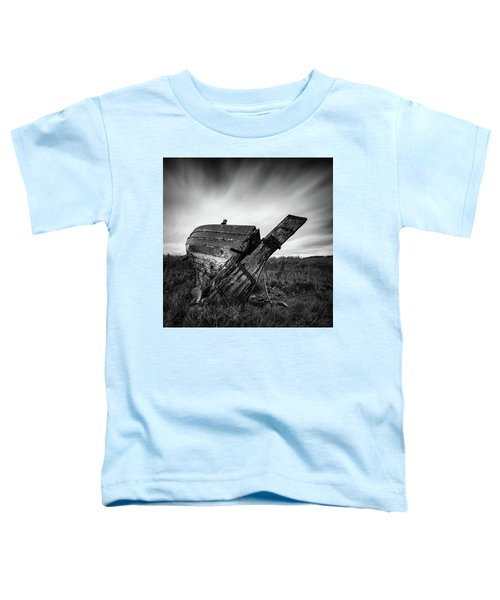 St Cyrus Wreck Toddler T-Shirt