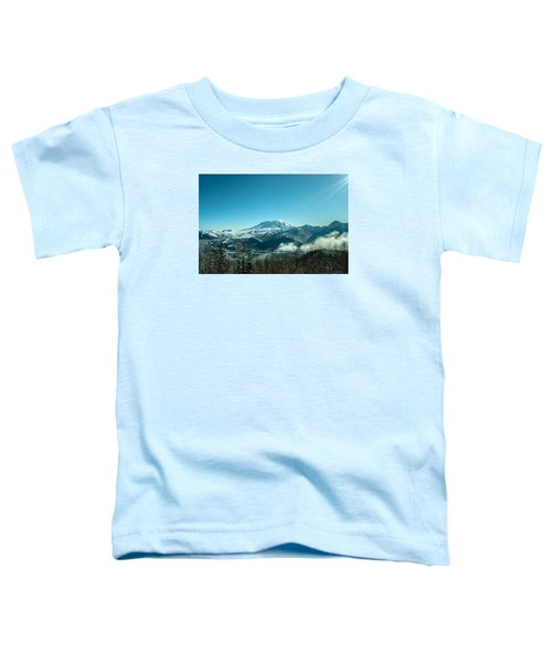 St Helens Big View Toddler T-Shirt