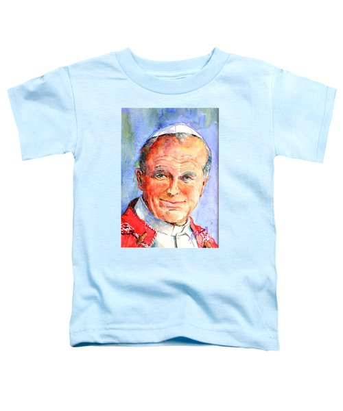 St. Pope Paul John II Toddler T-Shirt