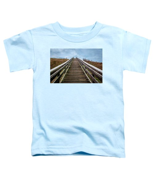 Stairway To The Sky Toddler T-Shirt