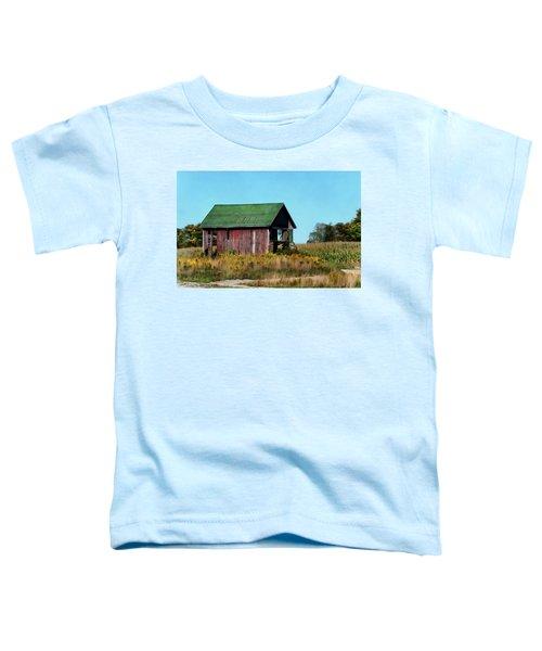 Standing Silent Toddler T-Shirt