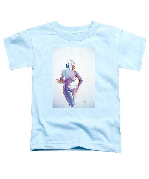 Standing Study Toddler T-Shirt