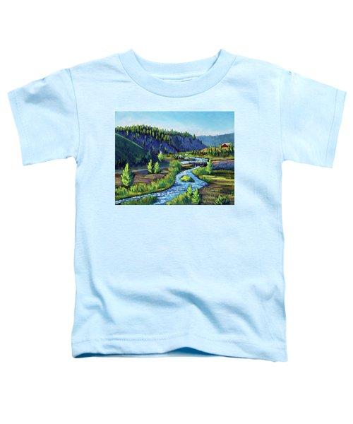 Stanley Creek Toddler T-Shirt