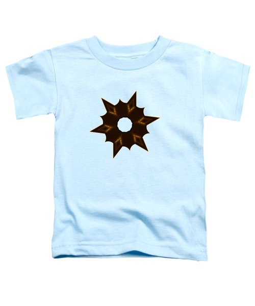 Star Record No. 2 Toddler T-Shirt by Stephanie Brock