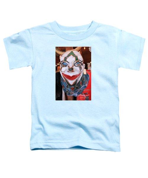 Staring Back At You Toddler T-Shirt