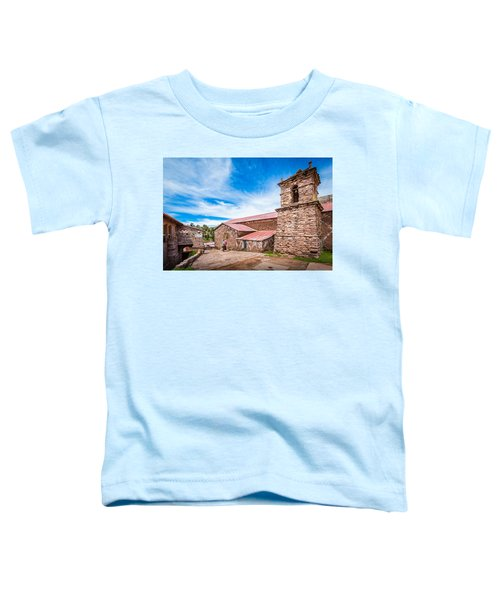 Stone Buildings Toddler T-Shirt