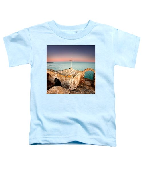 Stone Chapel Toddler T-Shirt