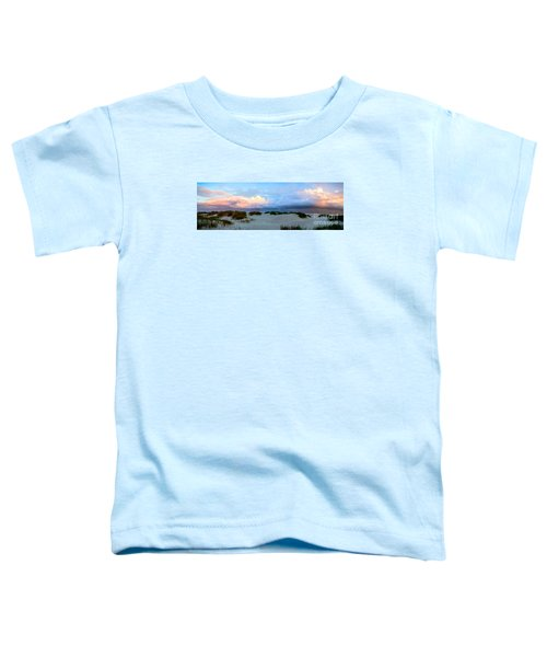 Storm Of Pastels Toddler T-Shirt