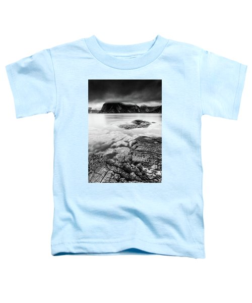 Stormy Lofoten Toddler T-Shirt