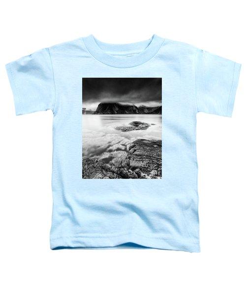 Stormy Lofoten Toddler T-Shirt