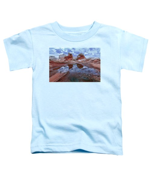 Stormy Reflection Toddler T-Shirt