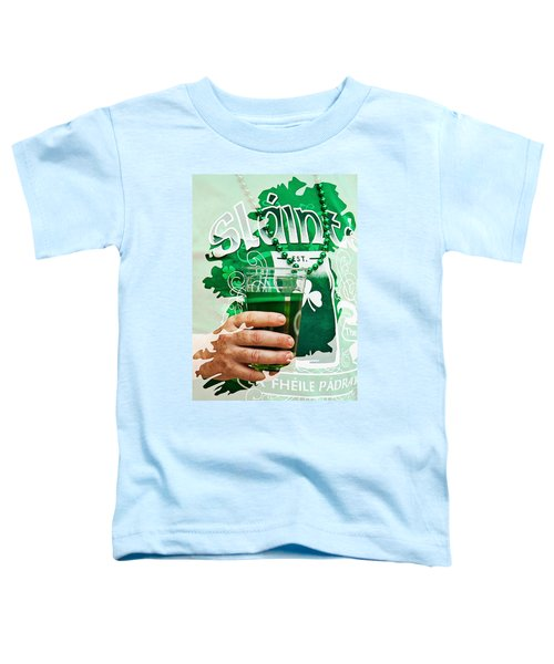 St. Patrick's Day Toddler T-Shirt