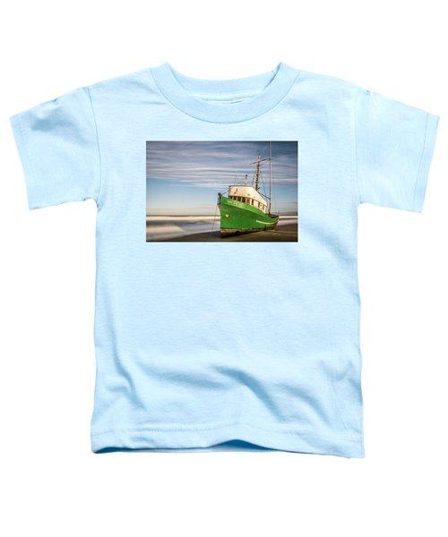 Stranded On The Beach Toddler T-Shirt