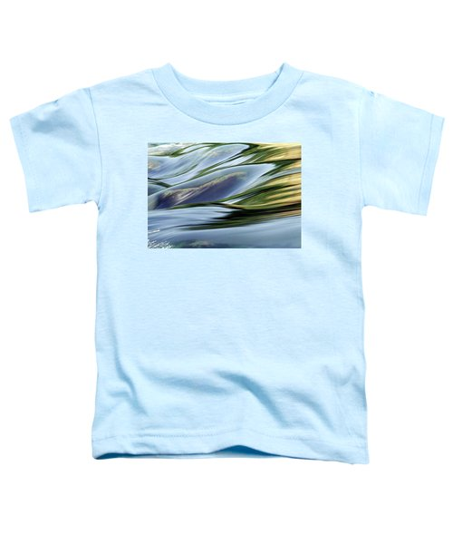 Stream 3 Toddler T-Shirt by Dubi Roman