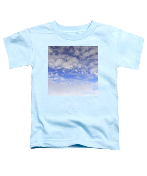 Stuck In The Clouds Toddler T-Shirt