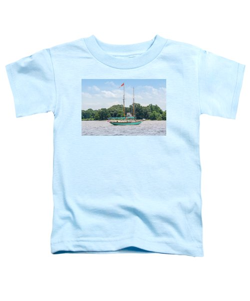 Sultana On The Chester Toddler T-Shirt
