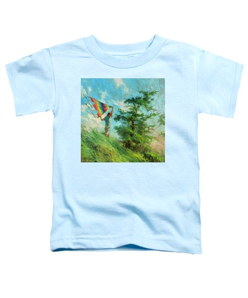 Summer Breeze Toddler T-Shirt