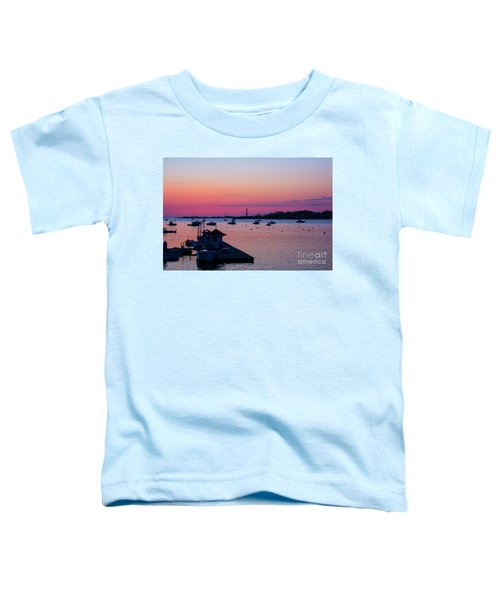 Summer Sunrise Toddler T-Shirt