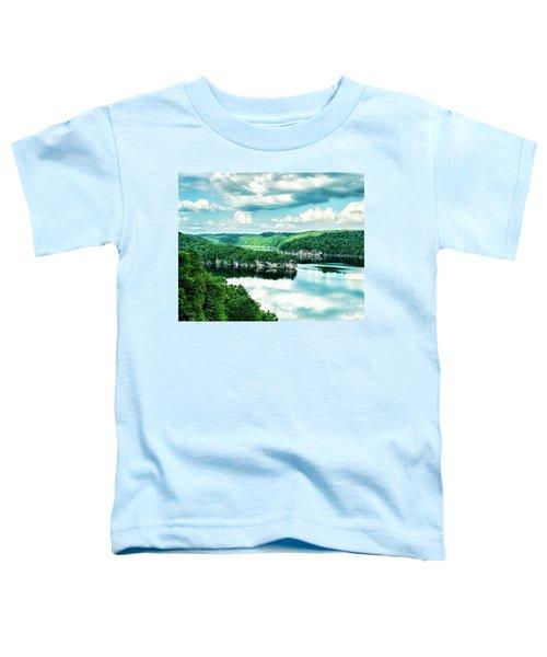 Summertime At Long Point Toddler T-Shirt