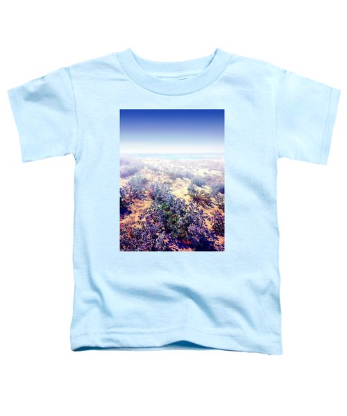 Sun And Wind Toddler T-Shirt