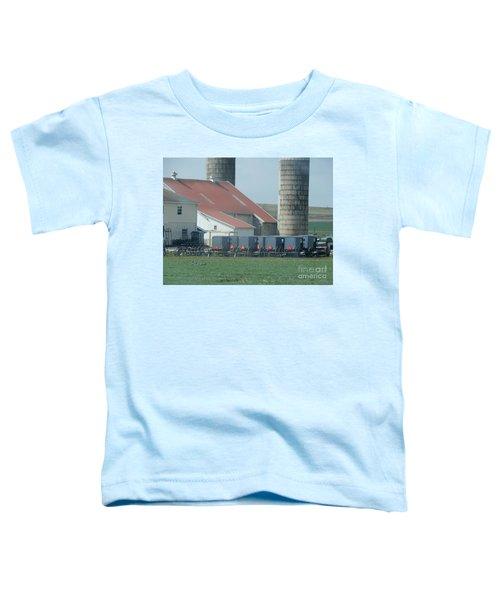 Sunday Best Toddler T-Shirt