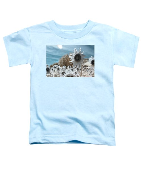 Sunflower Infrared  Toddler T-Shirt