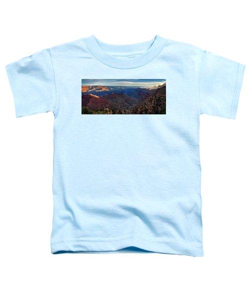 Sunrise At Navajo Point Toddler T-Shirt