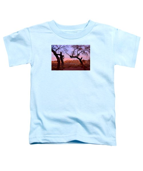 Sunset At The Swell Toddler T-Shirt