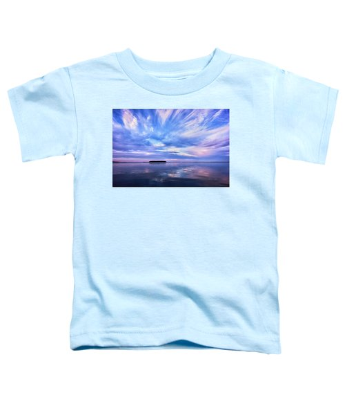 Sunset Awe Toddler T-Shirt