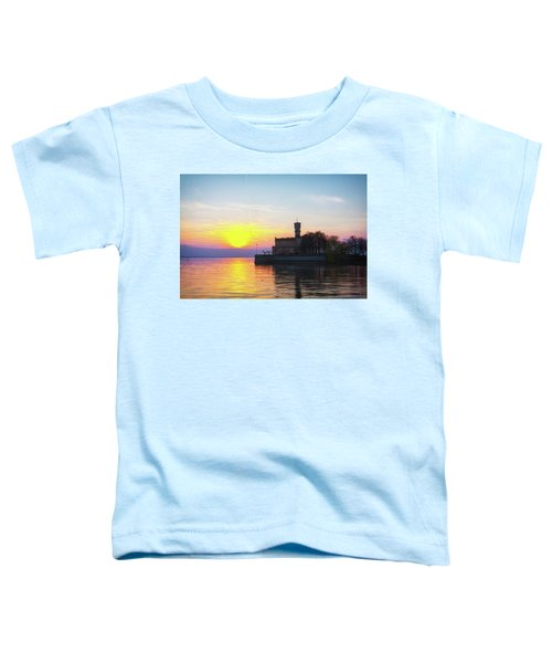 Sunset Colors Toddler T-Shirt