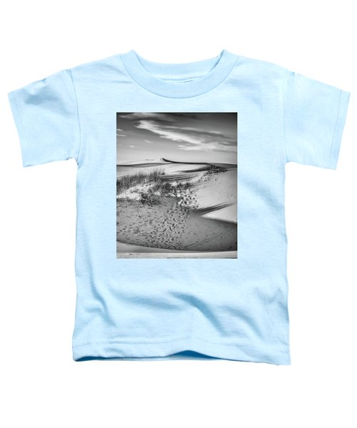 Sunset On The Dunes Toddler T-Shirt