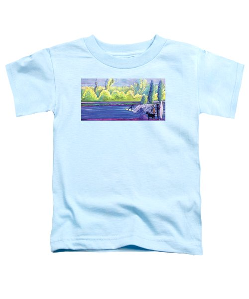 Surf Colorado Toddler T-Shirt