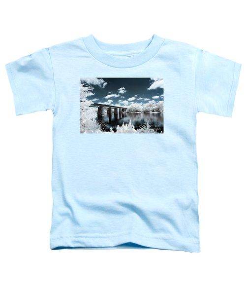 Surreal Crossing Toddler T-Shirt