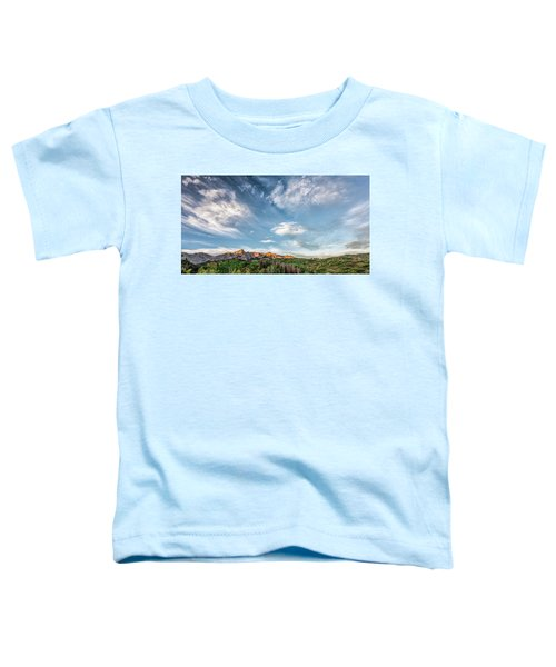 Sweeping Clouds Toddler T-Shirt