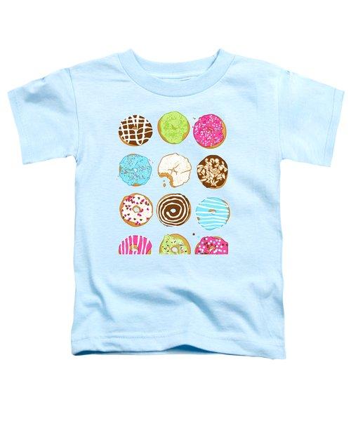 Sweet Donuts Toddler T-Shirt