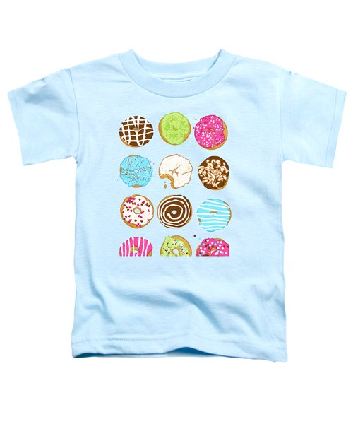 Sweet Donuts Toddler T-Shirt