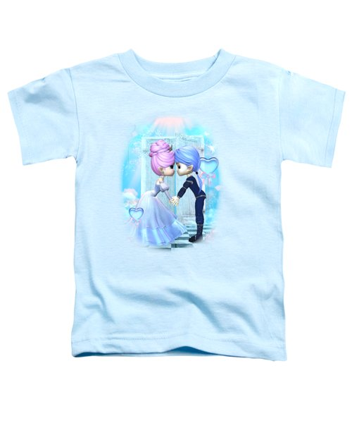Sweetheart Dreams Toddler T-Shirt by Brandy Thomas