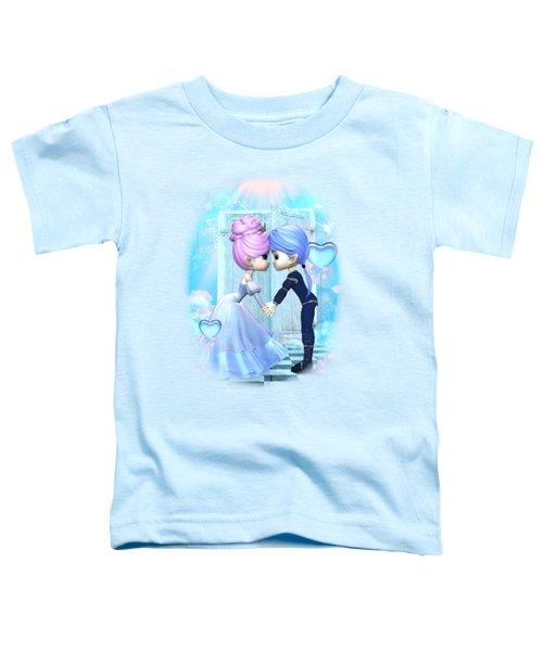 Sweetheart Dreams Toddler T-Shirt by Brandy Thomas