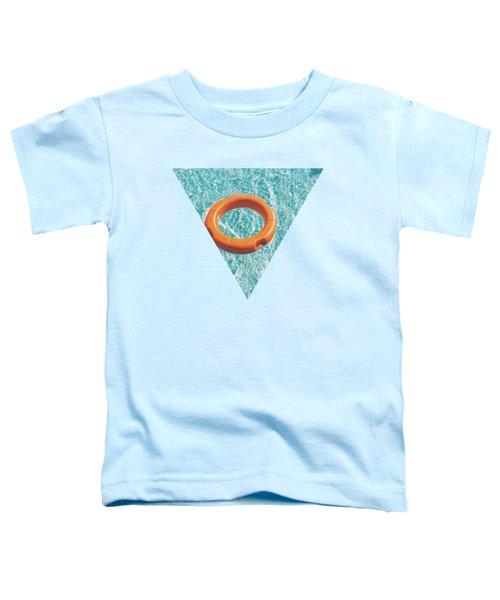 Swimming Pool IIi Toddler T-Shirt