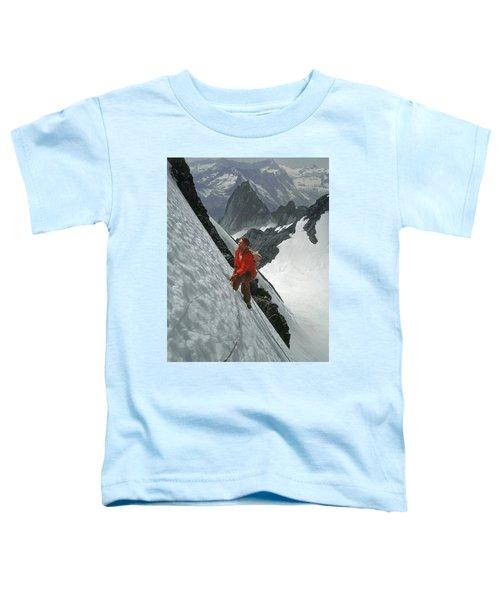 T-202707 Eric Bjornstad On Howser Peak Toddler T-Shirt